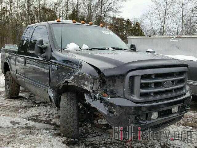 Photo 1FTSX31F62ED38579 - FORD F350 2002