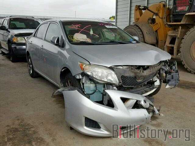 Photo JTDBU4EE2A9113941 - TOYOTA COROLLA BA 2010