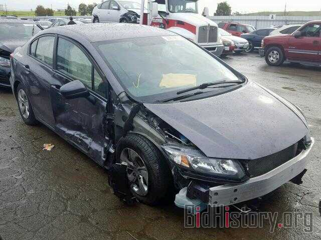 Photo 19XFB2F53FE244213 - HONDA CIVIC LX 2015