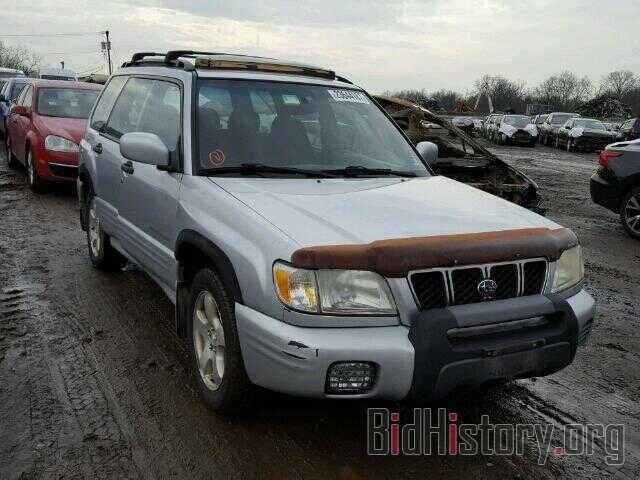 Photo JF1SF65612H743915 - SUBARU FORESTER 2002