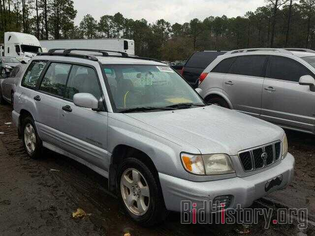 Photo JF1SF65612H727830 - SUBARU FORESTER 2002