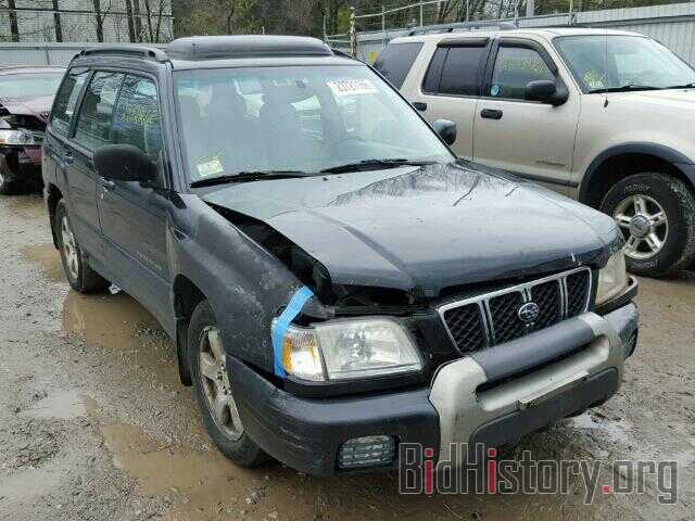 Photo JF1SF65612H720831 - SUBARU FORESTER 2002