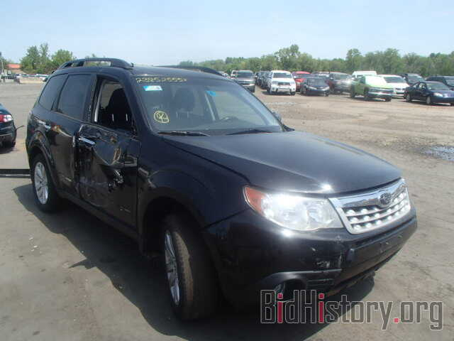Photo JF2SHADC9BH761532 - SUBARU FORESTER 2011