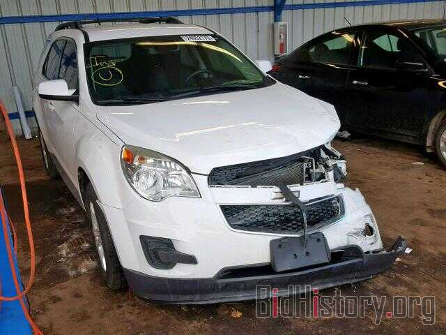 Photo 2GNALDEK6C6323114 - CHEVROLET EQUINOX LT 2012