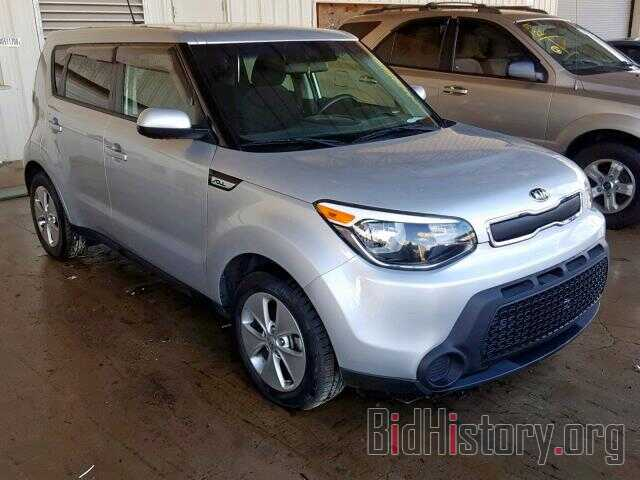 Photo KNDJN2A2XF7795219 - KIA SOUL 2015