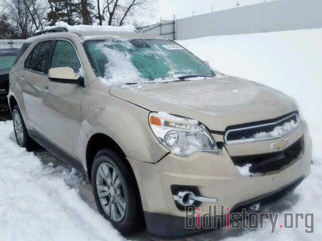 Photo 2GNFLNEK3C6115395 - CHEVROLET EQUINOX LT 2012