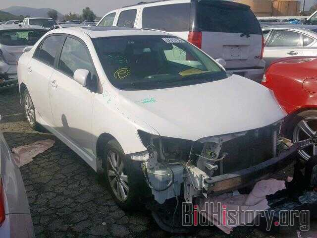 Photo 2T1BU4EE7AC415204 - TOYOTA COROLLA BA 2010