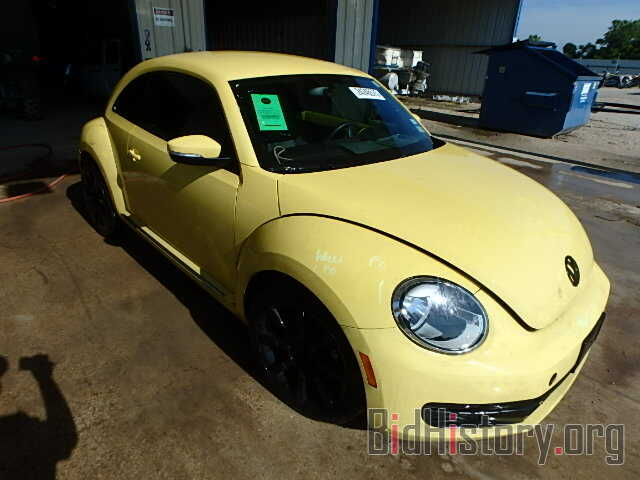 Photo 3VWJP7AT3CM602746 - VOLKSWAGEN BEETLE 2012