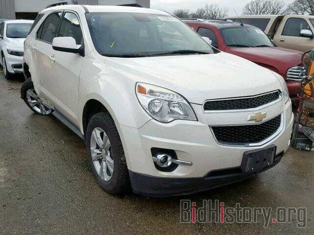 Photo 2GNALPEK9C1208523 - CHEVROLET EQUINOX LT 2012