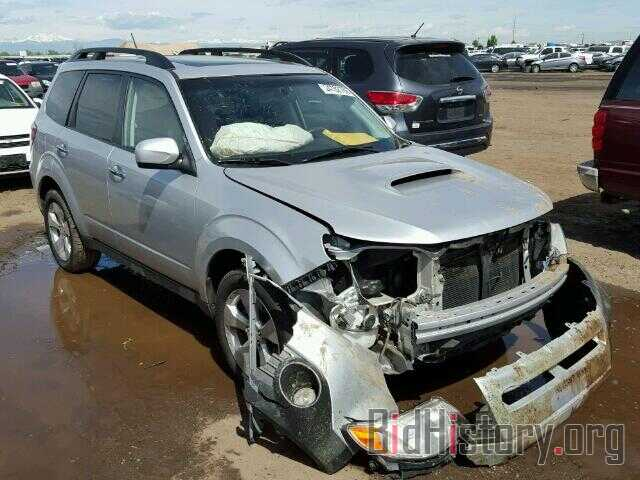 Photo JF2SH65639H727649 - SUBARU FORESTER 2009