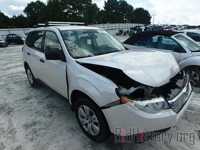 Photo JF2SH61659H735015 - SUBARU FORESTER 2009