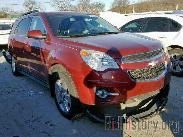 Photo 2GNFLNEK8C6363190 - CHEVROLET EQUINOX LT 2012