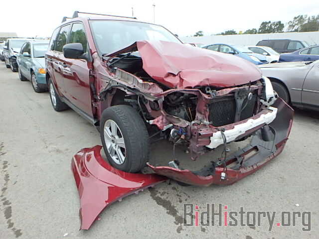 Photo JF2SH61609H794697 - SUBARU FORESTER 2009