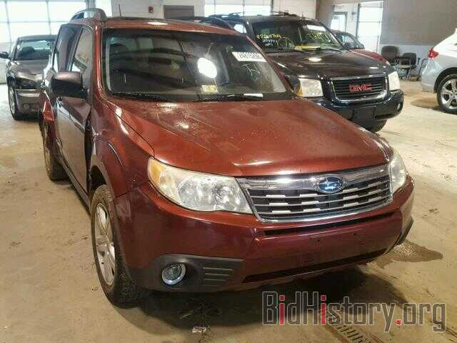 Photo JF2SH646X9H716570 - SUBARU FORESTER 2009