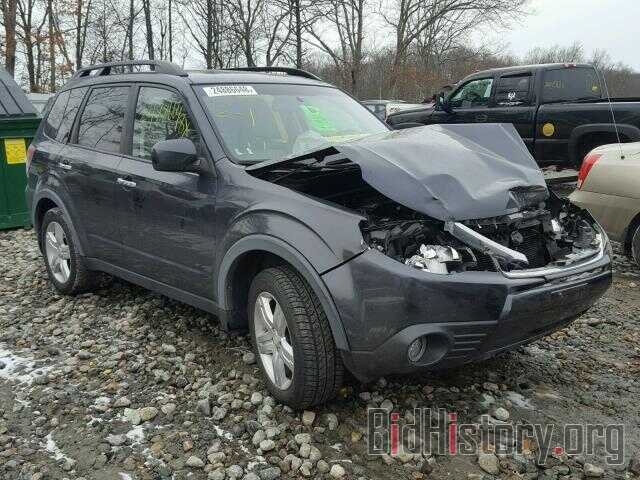 Photo JF2SH63649H727498 - SUBARU FORESTER 2009