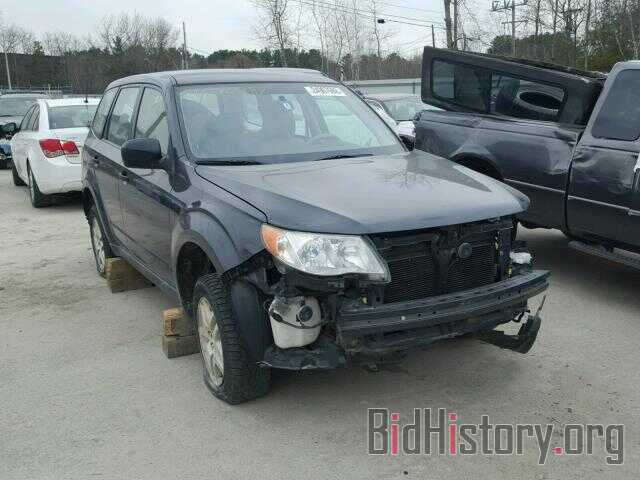 Photo JF2SH61679H748154 - SUBARU FORESTER 2009
