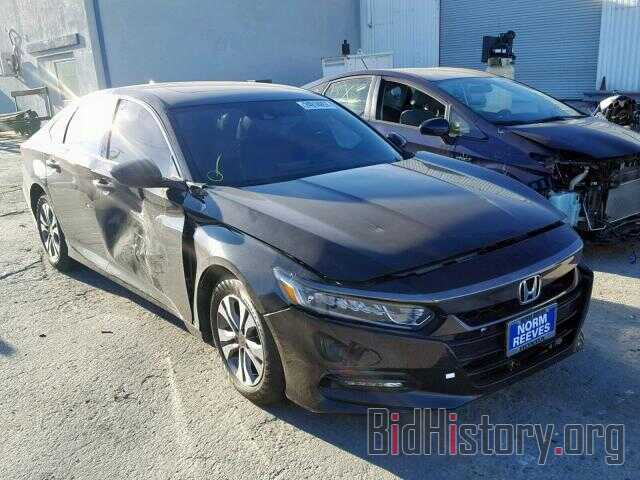 Photo 1HGCV2F33JA014709 - HONDA ACCORD SPO 2018