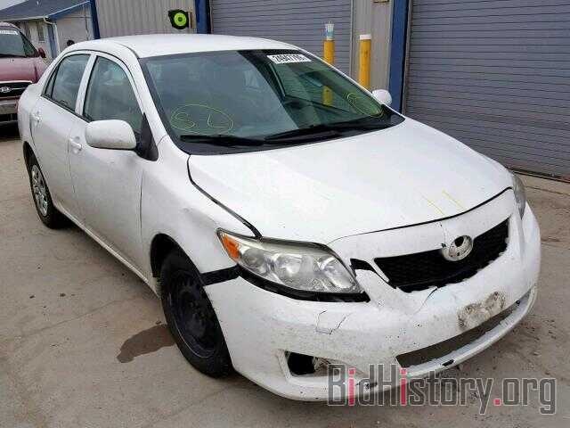 Photo 2T1BU4EE7AC308928 - TOYOTA COROLLA BA 2010