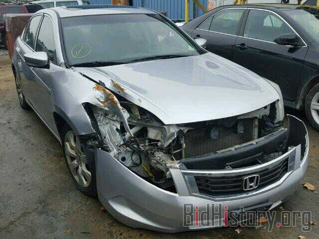Фотография 1HGCP26728A031007 - HONDA ACCORD 2008