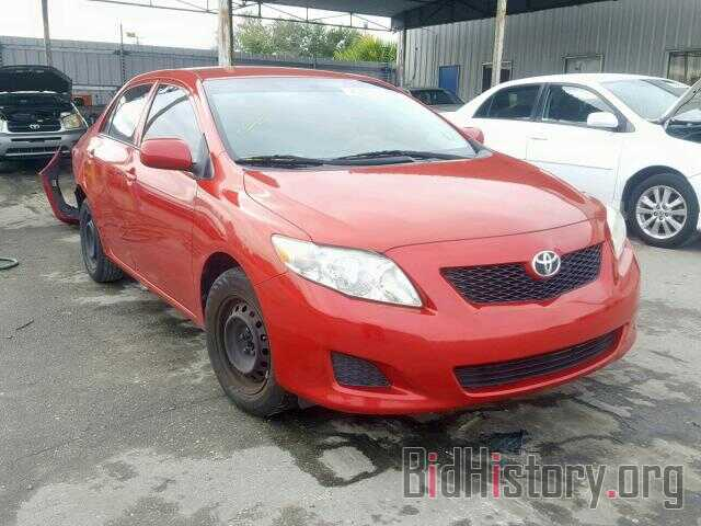 Photo JTDBU4EE8AJ075159 - TOYOTA COROLLA BA 2010
