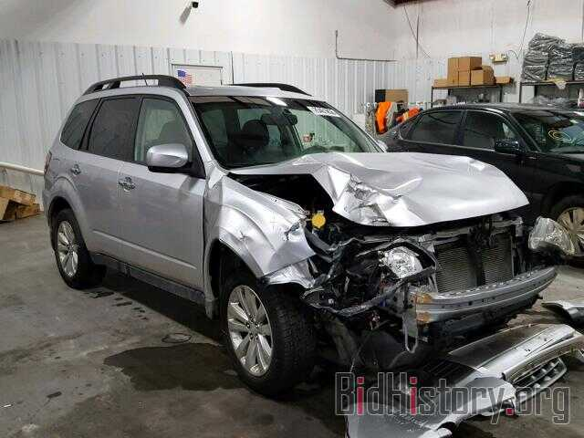 Photo JF2SHBEC0BH767644 - SUBARU FORESTER 2011