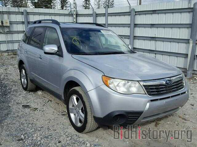 Photo JF2SH63669H759255 - SUBARU FORESTER 2009