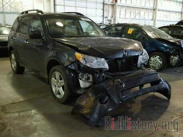 Photo JF2SH646X9H782178 - SUBARU FORESTER 2009