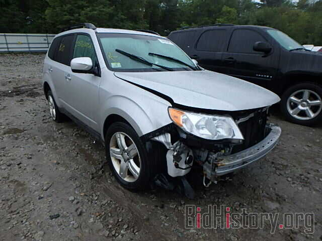 Photo JF2SH63669H718950 - SUBARU FORESTER 2009