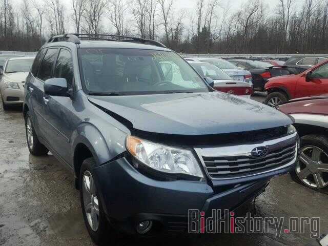 Photo JF2SH64609H797112 - SUBARU FORESTER 2009