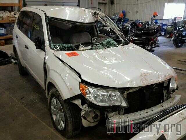 Photo JF2SH61679H756352 - SUBARU FORESTER 2009
