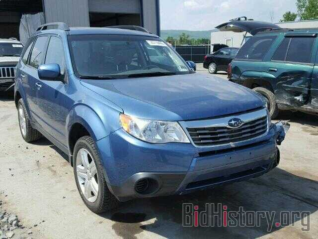 Photo JF2SH63669H742973 - SUBARU FORESTER 2009