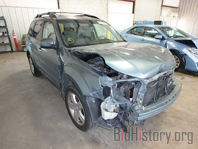 Photo JF2SH63619H762449 - SUBARU FORESTER 2009