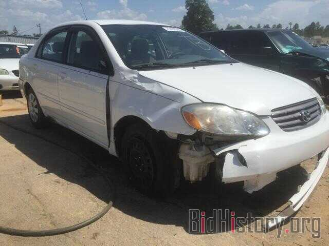Photo 1NXBR32E84Z287056 - TOYOTA COROLLA 2004
