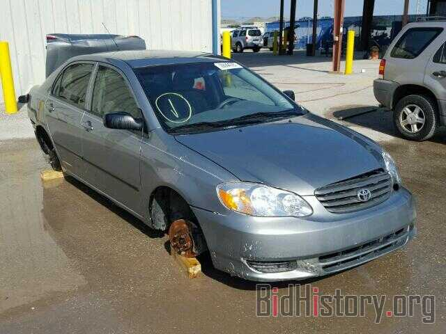 Photo JTDBR32E742047531 - TOYOTA COROLLA 2004