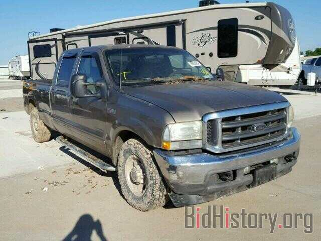 Photo 1FTSW30F92EB75835 - FORD F350 2002