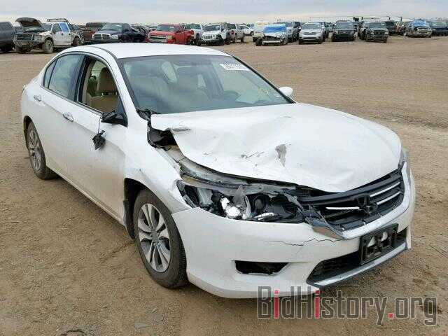 Фотография 1HGCR2F36EA024385 - HONDA ACCORD LX 2014