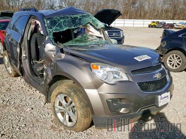 Photo 2GNALDEK0C6274721 - CHEVROLET EQUINOX LT 2012