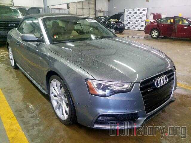 Photo WAUMFAFH1FN005199 - AUDI A5 2015