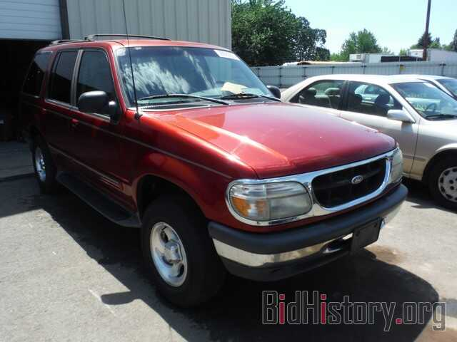 Photo 1FMZU34E7WZA19857 - FORD EXPLORER 1998