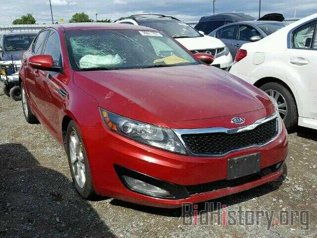 Photo KNAGN4A72B5059847 - KIA OPTIMA 2011