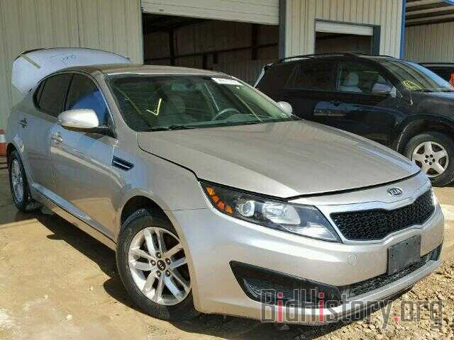 Photo KNAGM4A74B5176610 - KIA OPTIMA 2011