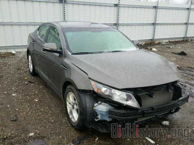 Photo KNAGM4A75B5098323 - KIA OPTIMA 2011