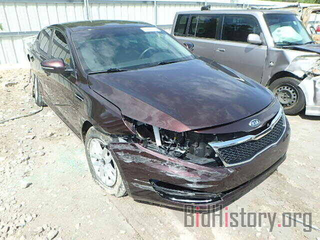 Photo KNAGM4A78B5056227 - KIA OPTIMA 2011