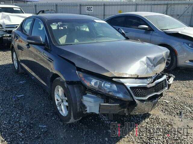 Photo KNAGM4A70B5145595 - KIA OPTIMA 2011