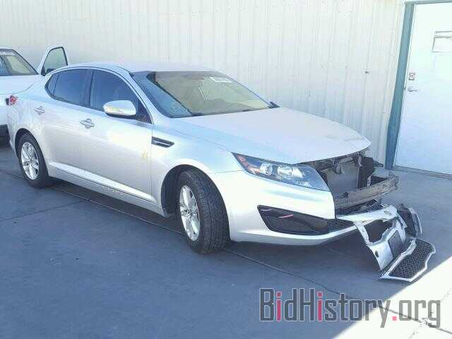 Photo KNAGM4A78B5093763 - KIA OPTIMA 2011