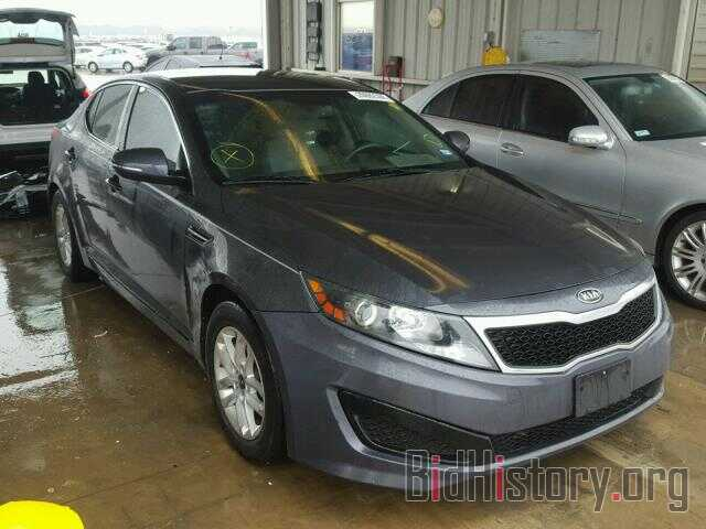 Photo KNAGM4A78B5064375 - KIA OPTIMA 2011