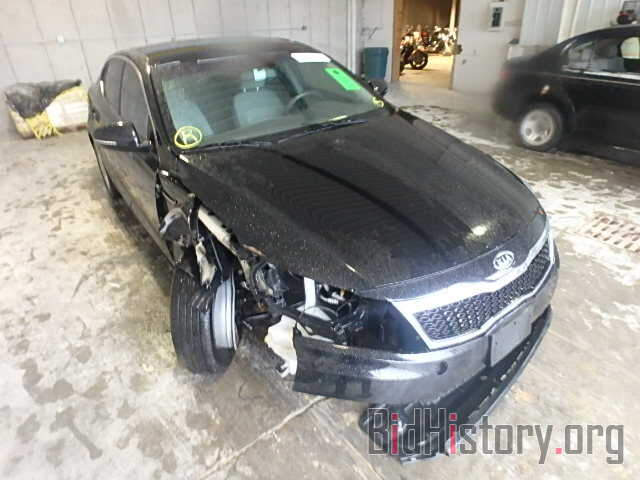 Photo KNAGM4A77B5072497 - KIA OPTIMA 2011