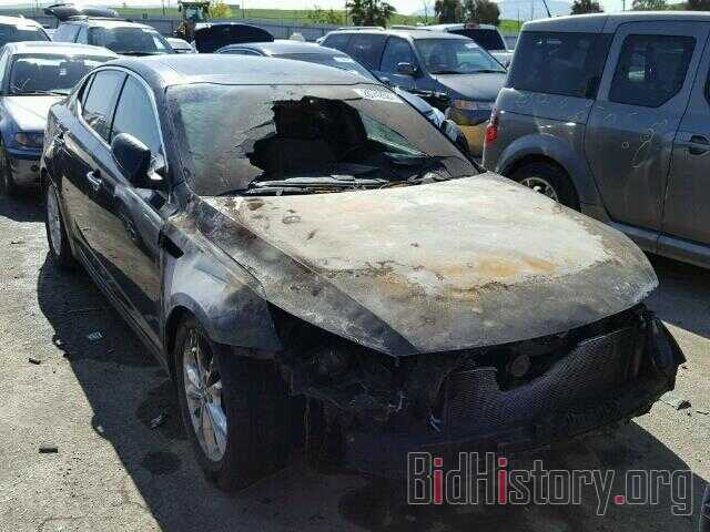 Photo KNAGN4A73B5065303 - KIA OPTIMA 2011