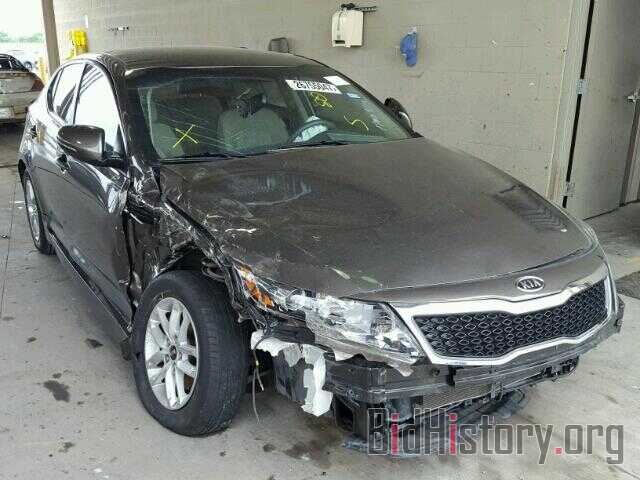 Photo KNAGM4A77B5182501 - KIA OPTIMA 2011