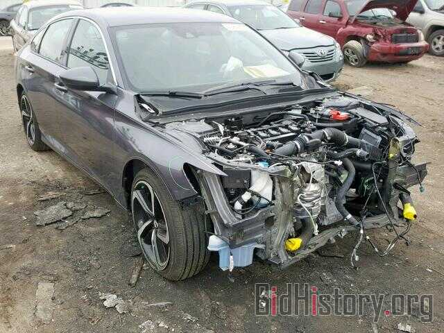 Photo 1HGCV1F37JA087494 - HONDA ACCORD SPO 2018